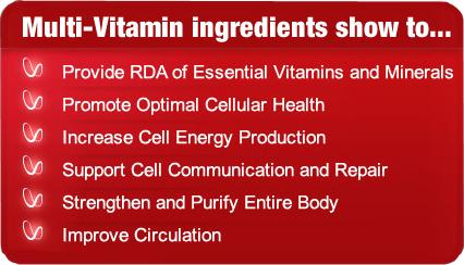 multi vitamin bene